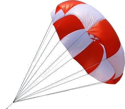 parachute de secours parapente