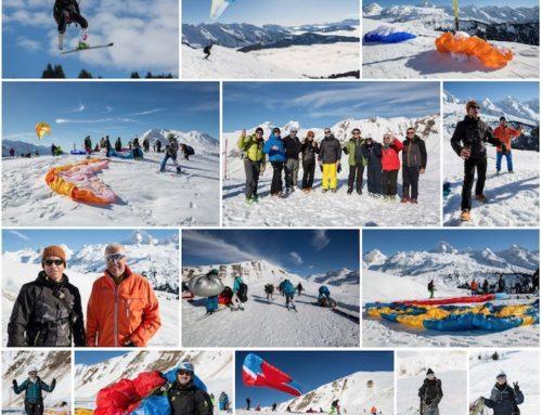 Retour sur la compétition Vol et Ski des 27 et 28 janvier 2018 au Grand Bornand
