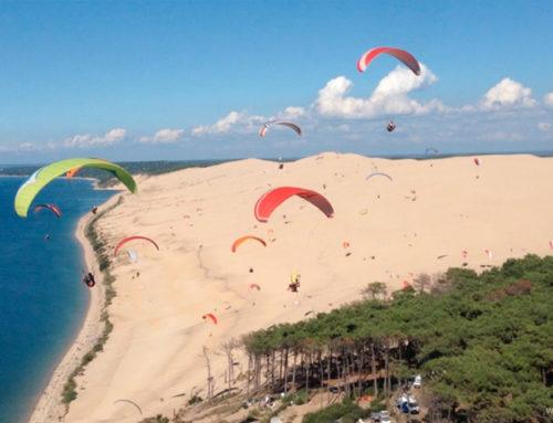 Dune du Pyla du 6 au 10 mai 2018