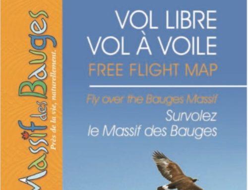 """Soirée """"Vol libre, vol à voile et rapaces, le ciel en partage"""" – Massif des Bauges – 4 mai"""