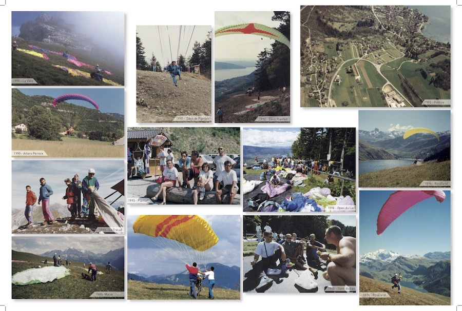 30 ans Chamois Volants photo 2