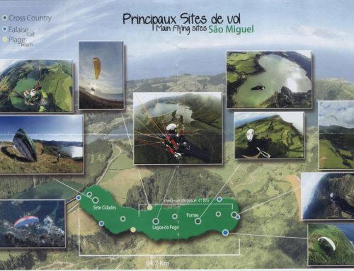 Sortie Chamois Volants aux Açores du 17/08 au 25/08 2019