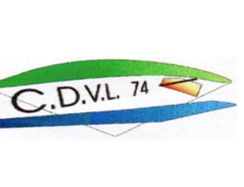 Regroupement Jeunes CDVL 74 – Programme 2019