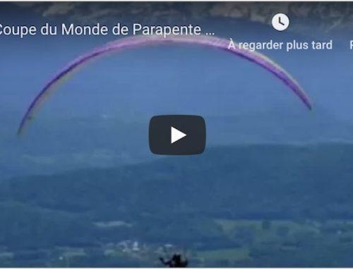 Recherche bénévoles – Coupe du monde de parapente – Coeur de Savoie – 25 mai – 1er juin 2019