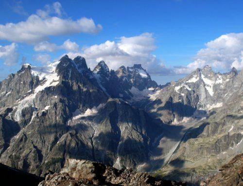 Sortie Chamois Volants du 11 au 15 septembre dans le massif des Ecrins