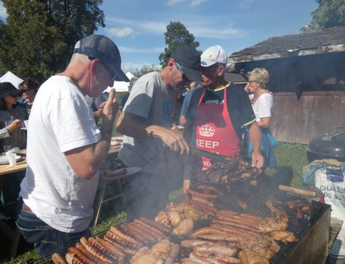 Barbecue du club 28 septembre 2019, les photos