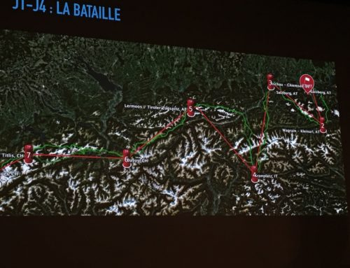 Max Pinot et toute son équipe nous raconte leur X-Alps