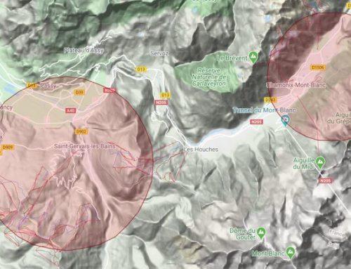 Arreté de ZIT sur Chamonix et Saint Gervais 12-13 février 2020