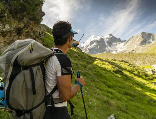 Retour sur la traversée des Alpes « hike, climb & fly » de Julien Irilli | Montagnes Magazine